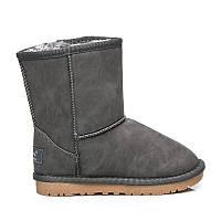Модные зимние ботинки для девочек