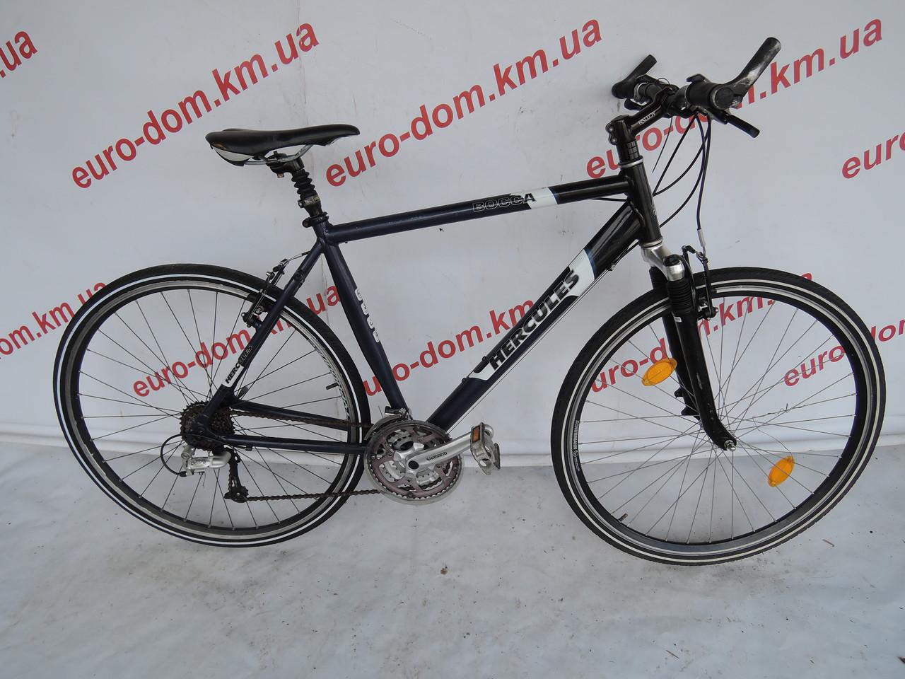 Городской велосипед Hercules 28 колеса 24 скорости