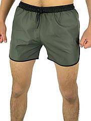Пляжні шорти Intruder S Хакі з чорним (1590408635/ 1)