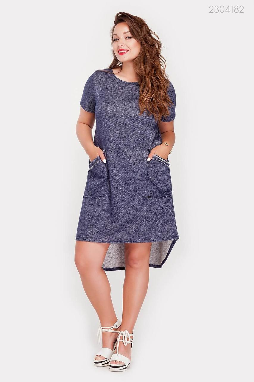 Сукня PEONY Сан-Дієго-1 48 Синій (2304182)