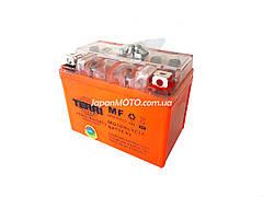 Аккумулятор 4A 12V Honda/Yamaha (YTX4L-BS) TERRI гелевый 112x67x85