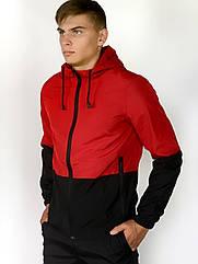 Куртка Softshell light Intruder S Червоно-чорна (1589539005)