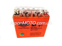 Аккумулятор 5A 12V (YTX5L-BS) TERRI гелевый 113x70x107