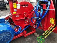 Дробілка щепи Farmi CH260EM Фінляндія