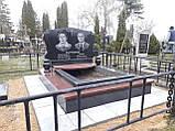 Пам'ятник з граніту (Зразок 4041), фото 2