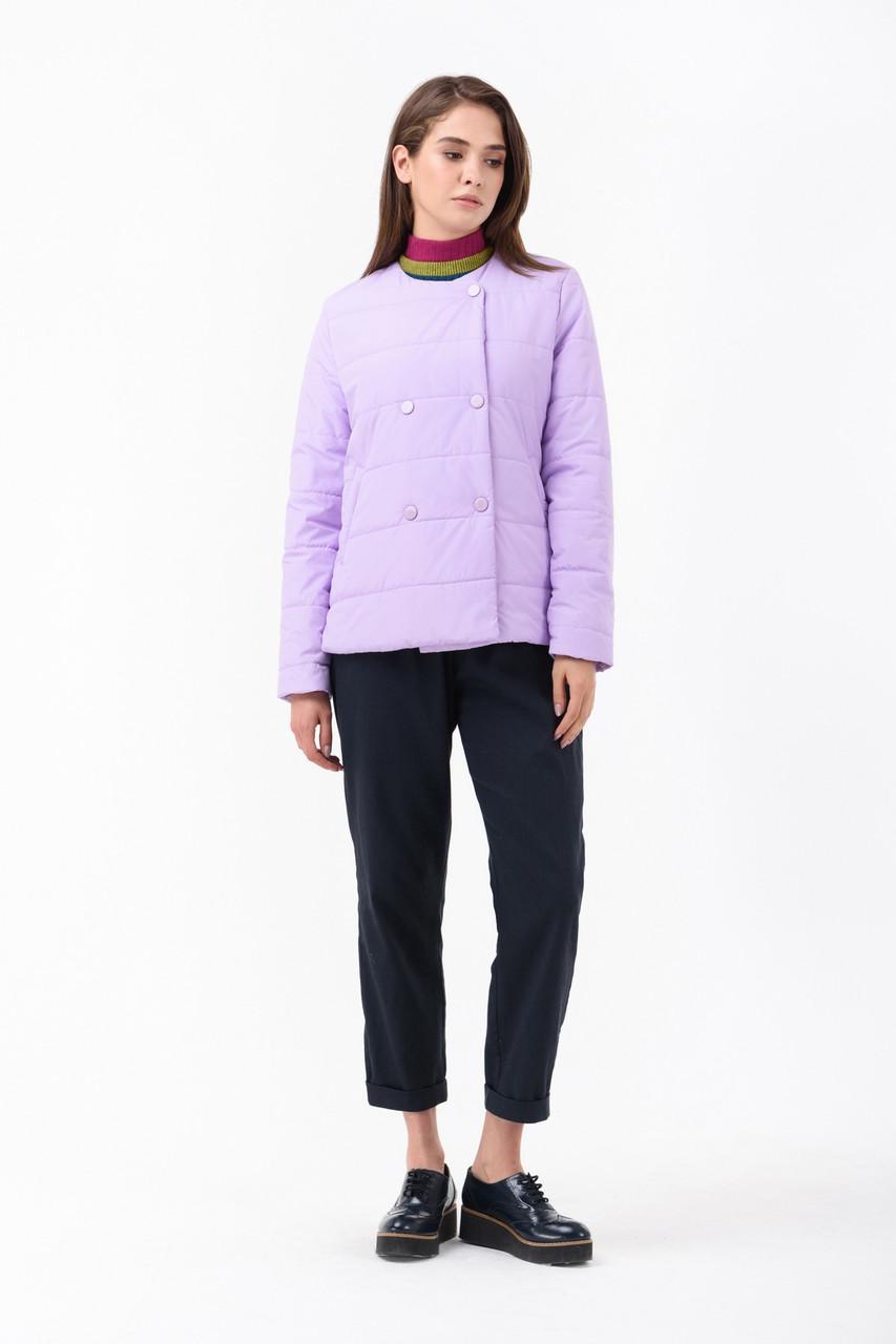Куртка RicaMare M світло-бузковий