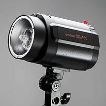 Студійний спалах, моноблок Godox Mini Pioneer 160, фото 3
