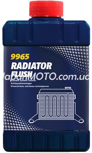 Очиститель, Промывка радиатора 325мл 'MANNOL' (RADIATOR FLUSH) ГЕРМАНИЯ