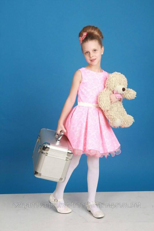 18dc423da8c Детское нарядное платье Кора