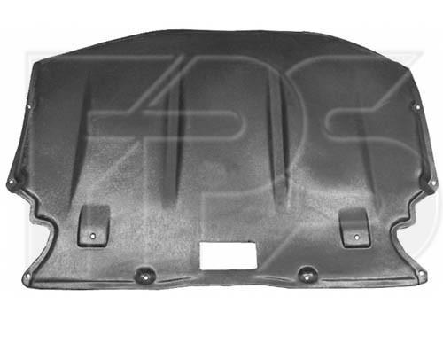 ЗАЩИТА ДВИГАТЕЛЯ ЦЕНТРАЛЬНАЯ -06 BMW 5 (E60/E61) , FP 1404 220