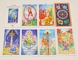 Таро Колесо Года, Wheel of the Year Tarot, Бельгия, ANKH, фото 4