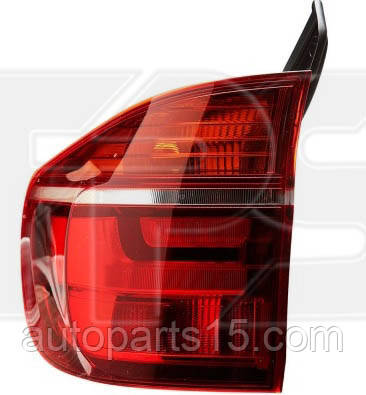 ЛІХТАР ЗАДНІЙ ЛІВИЙ ЗОВНІШНІЙ BMW X5 (E70) 10-13 , FP 1418 F2-E