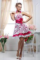 Вечернее нарядное платье Рубин - прокат, Киев, Троещина