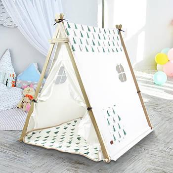 Вигвам Littledove TT-TO1 Елочки детская игровая палатка