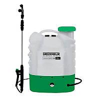 Опрыскиватель аккумуляторный Grunhelm CL-16M (8AH/12V, 2-4, бар, на 16 литров, гарантия 2 года)