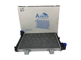 Радіатор охолодження ВАЗ-2106 (алюмінієвий) (M-LA001) Аляска