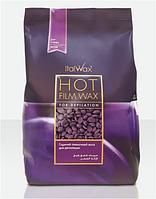 Віск в гранулах для депіляції ItalWax 1 кг Зливу