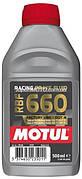 Тормозная жидкость для спортивных мотоциклов Motul RBF 660 Factory Line (500мл) Франция