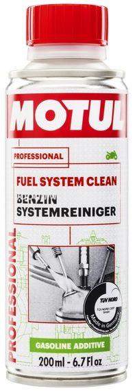 Очиститель топливной системы Motul Fuel System Clean Moto (200) Франция