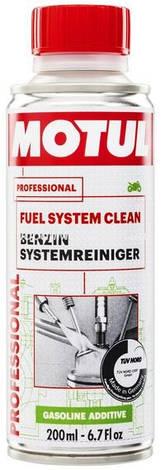 Очиститель топливной системы Motul Fuel System Clean Moto (200) Франция, фото 2