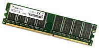 Оперативная память ADATA DDR 1Gb 400MHz 3200U CL3 2.5V (AD1U400A1G3-B) Б/У, фото 1