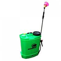 Садовый аккумуляторный опрыскиватель Белорус МТЗ АО-14/3 (гарантия 2 года, телескопическая трубка 130 см)
