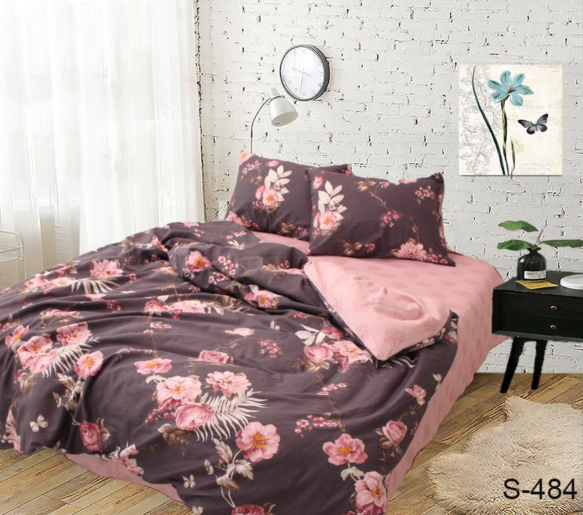 ТМ TAG Комплект постельного белья с компаньоном S484