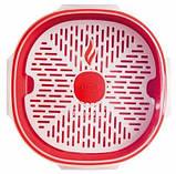 Контейнер Snips для приготовления еды на пару в микроволновке, пароварка, 2 л, фото 8
