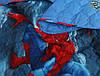 """Стеганное покрывало R8662 """"Человек паук"""", фото 2"""