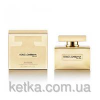Парфюмированная вода Dolce & Gabbana The One Gold edp 75ml Limited Edition
