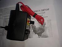 Терморегулятор 1,0 кВт, 1 ручка, со встоенным звонком (реле инкубаторное) контактный, механический