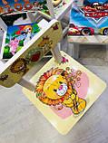"""Комплект стіл і стілець 1 укріплений дитячий """"Левенята"""", фото 8"""
