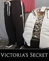 Брюки с лампасами Victoria's Secret р.L ORIGINAL бойфренды PINK на высокий рост женские, подростковые