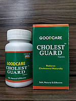 Холест Гард Гуд Каре, Cholest Guard Goodсare, 60 капсул - снижает холестерин, улучшает работу печени, фото 1