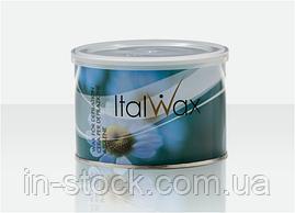 Воск для депиляции ItalWax Азулен 400 мл