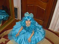 Детское нарядное платье Аниме, ретро - прокат, киев, Троещина