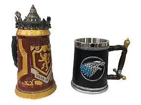 Подарунковий набір Гуртка Game Of Thrones House Lannister і Гуртка Winter Is Coming Stark Будинок Старков