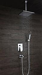 Душевая система скрытого монтажа. Модель RD-5161