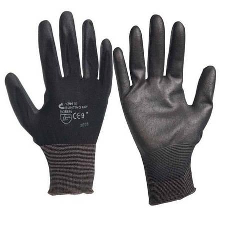 Перчатки рабочие с полиуретановым покрытием на ладони Artmaster  упаковка — 12 пар, фото 2
