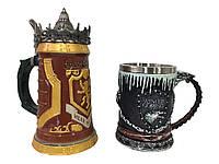 Подарунковий набір Гуртка Game Of Thrones House Lannister і Гуртка іма Близько Winter Is Coming Stark, фото 1