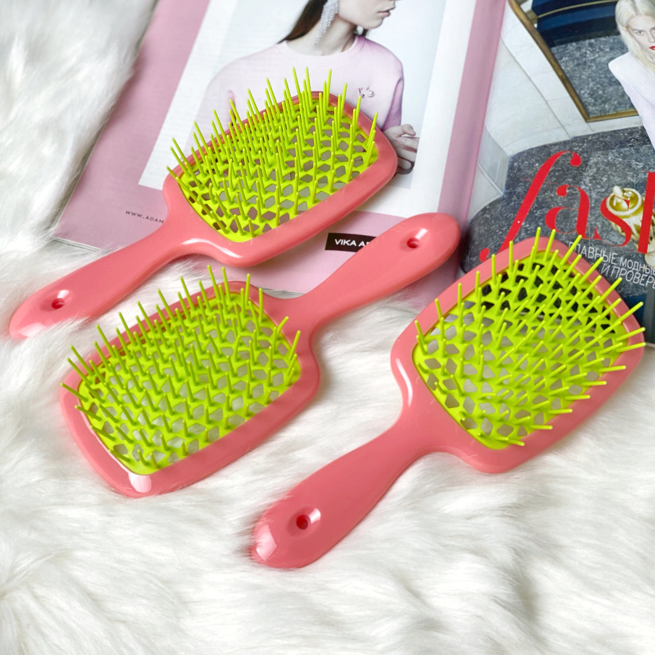 ОПТ! Расческа для волос, упаковка 12 штук