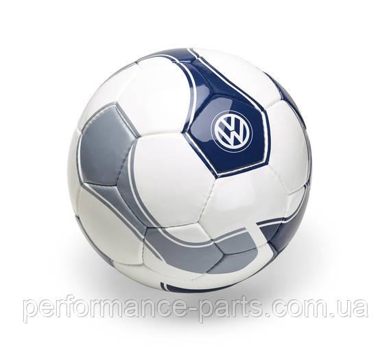 Футбольний м'яч Volkswagen Logo Football MY2019, артикул 000050540D284 Офіційна колекція Volkswagen