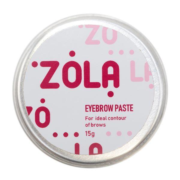 Zola. Eyebrow Paste. Паста для моделювання брів (контурна паста), 15 грам.