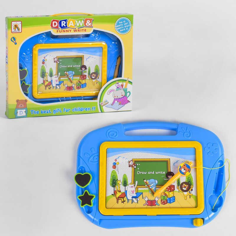 Дощечка для малюків 9601 A-1 (48/2) в коробці