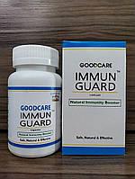 Иммун Гард Бадьянатх, Immun Guard Natural immunity Booster Baidyanath, 60 капсул для иммунитета