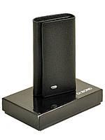 Мужской кожаный кошелек-ключница M7 black.Купить оптом и в розницу кожаные ключницы.