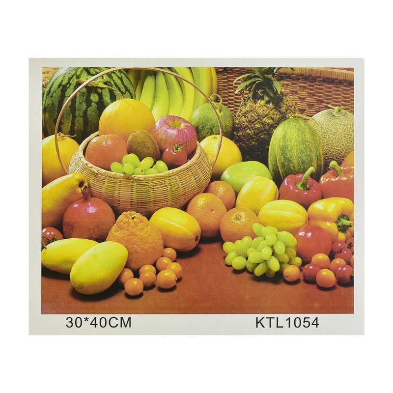 Картина по номерам KTL 1054 (30) в коробке 40х30