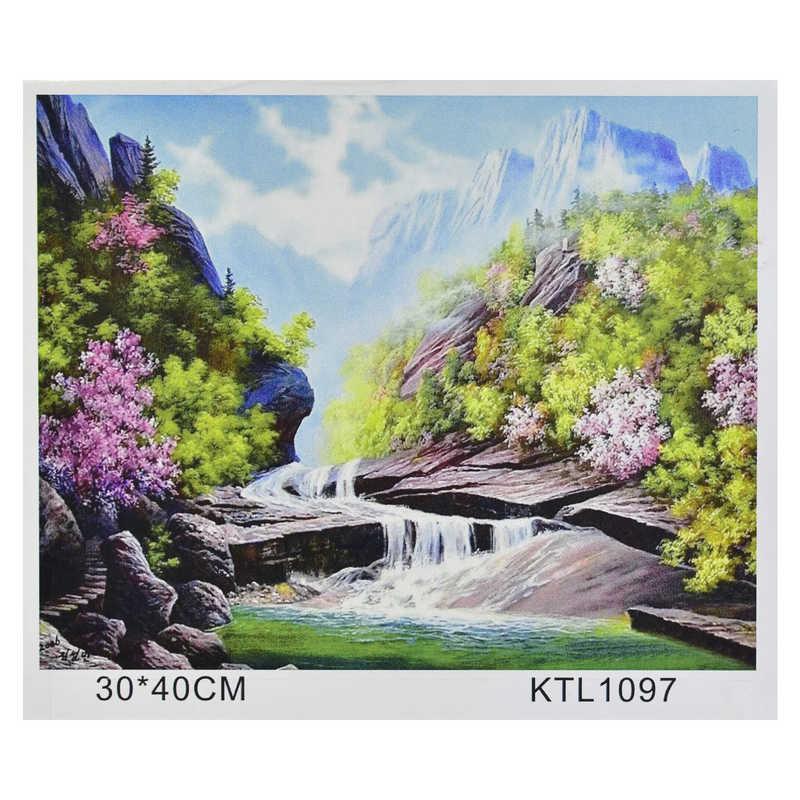 Картина за номерами KTL 1097 (30) в коробці 40х30