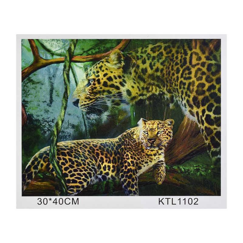 Картина по номерам KTL 1102 (30) в коробке 40х30