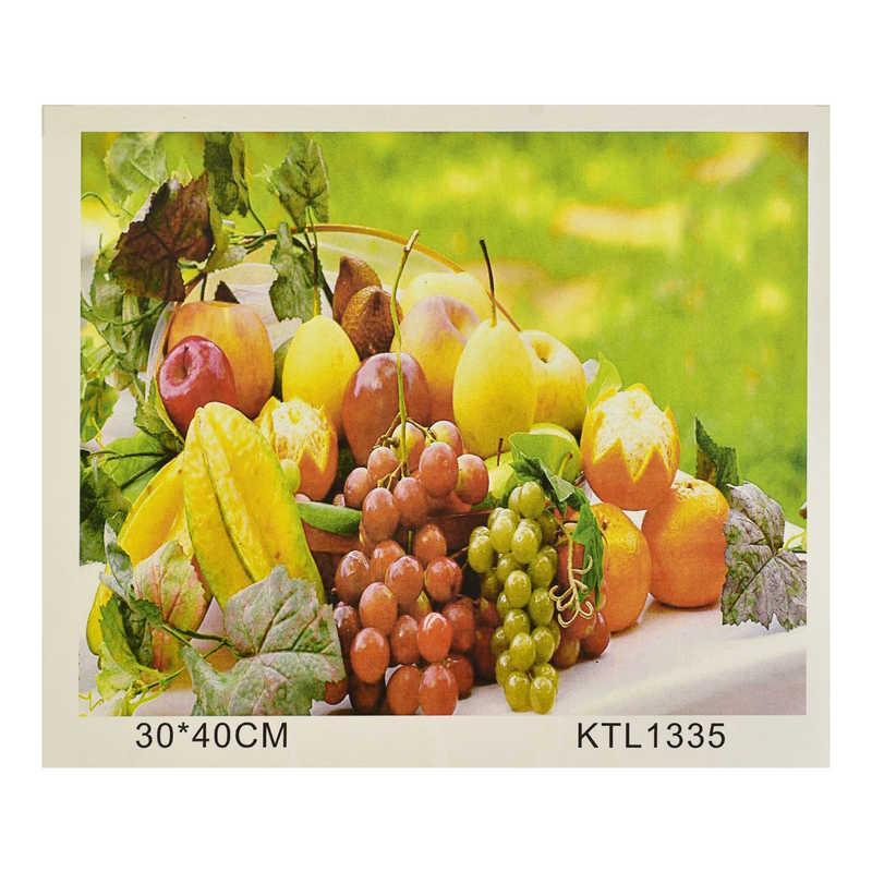 Картина за номерами KTL 1335 (30) в коробці 40х30